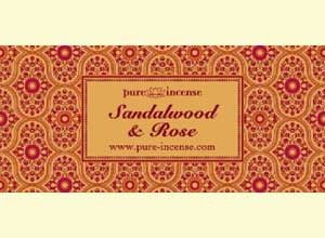 Sandalwood & Rose